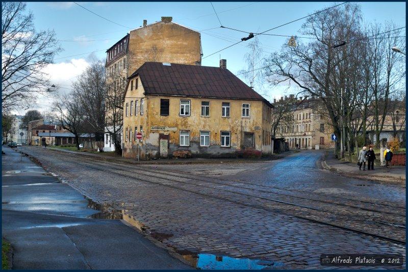 Ulica Maskavas