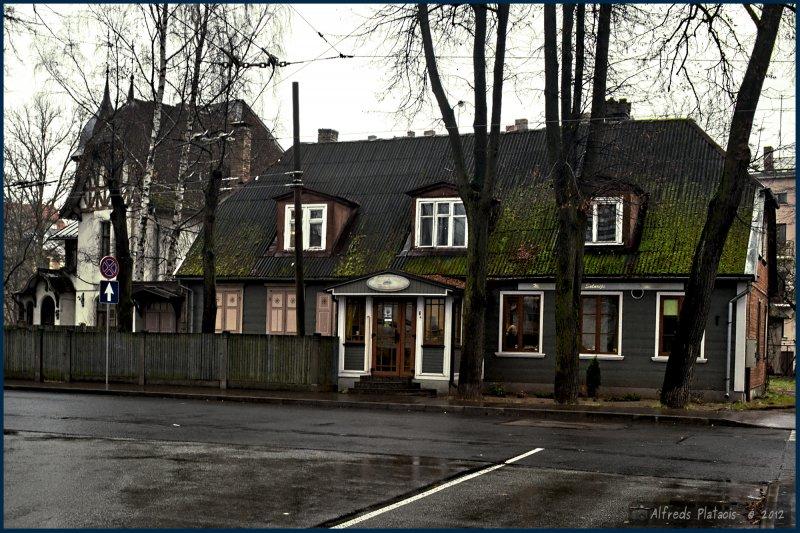 ulica Balozu (Gołębi)