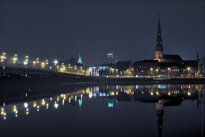 Most kamienny i baszt kościoła św. Piotra