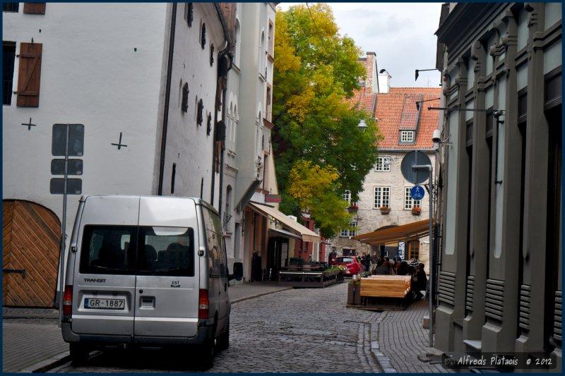 Ulica Aldaru