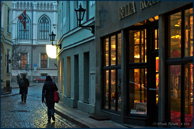 Ulica Zirgu (Koni)