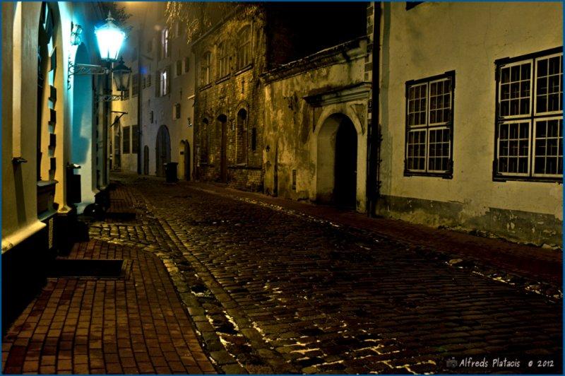 ulica Alksnaja