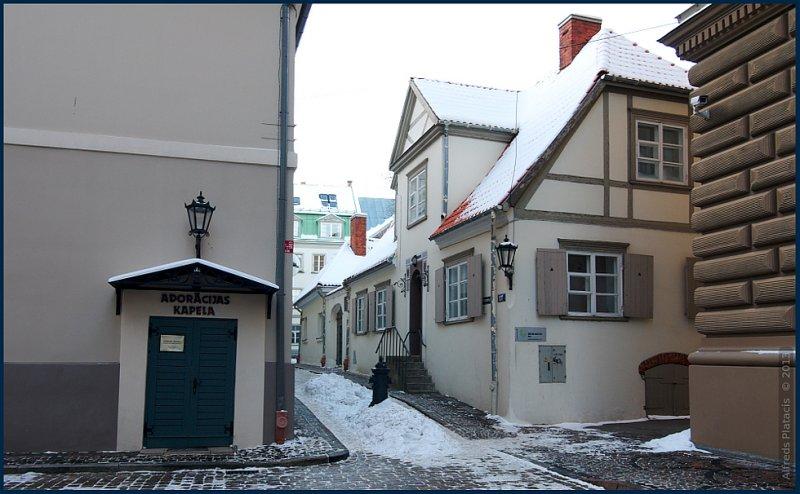 Ulica Klosteru (Klasztorna)