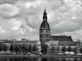 Katedra Rigas Doms od strony Dwiny
